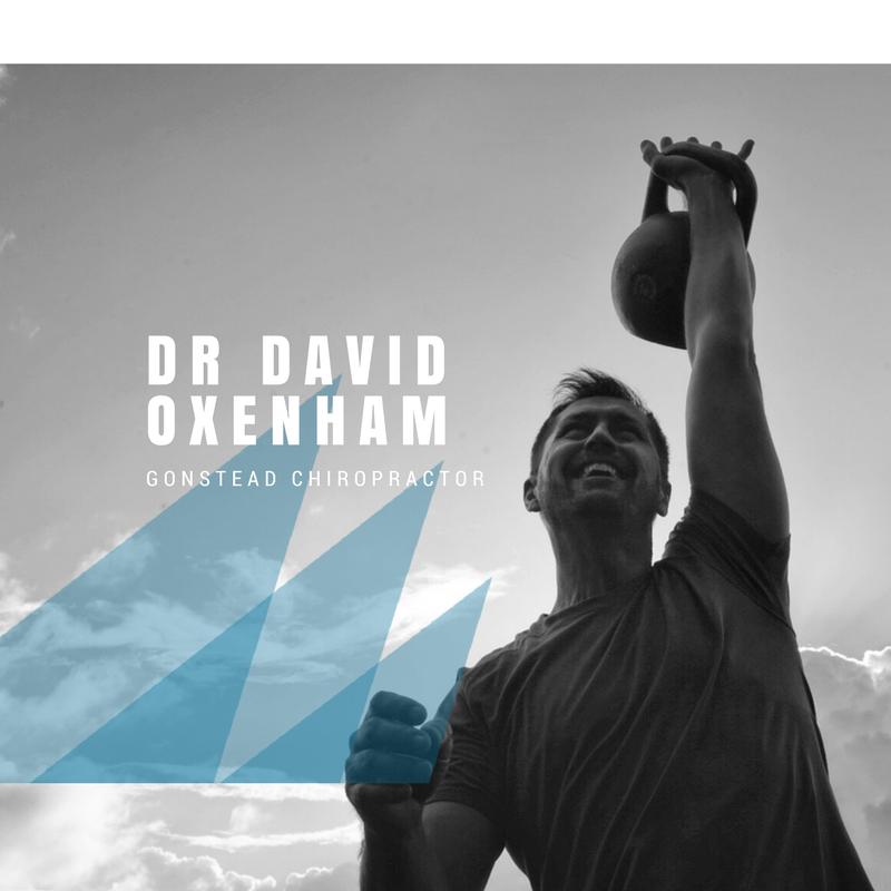Dr David Oxenham Chiropractor